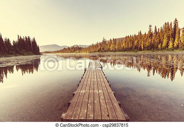 Lake - csp29837815