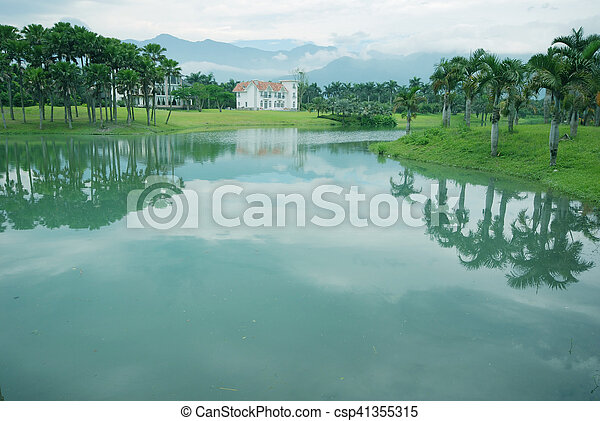 Lake - csp41355315