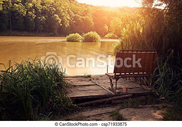 Lake - csp71933875