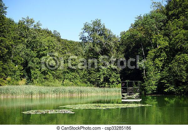 Lake - csp33285186