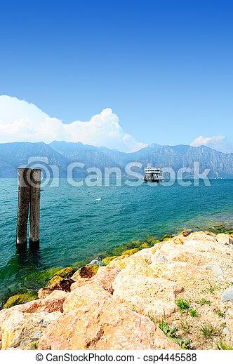 Lake - csp4445588