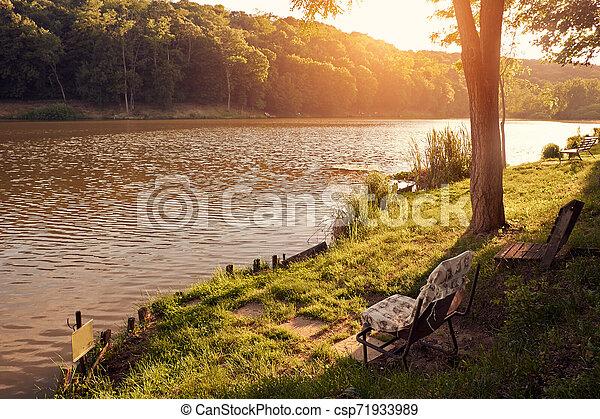 Lake - csp71933989