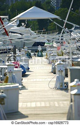Lake Pier - csp16928773