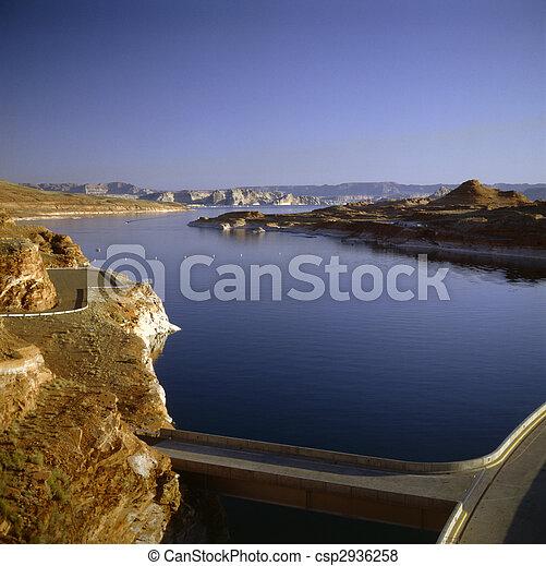 Lake Powell, Arizona - csp2936258