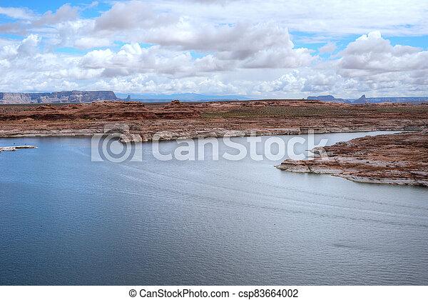 Lake Powell Arizona - csp83664002