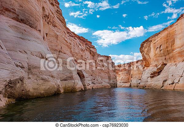 Lake Powell, Arizona. - csp76923030