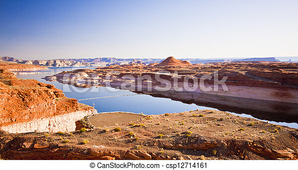 Lake Powell Landscape - csp12714161