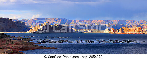 Lake Powell - csp12654979