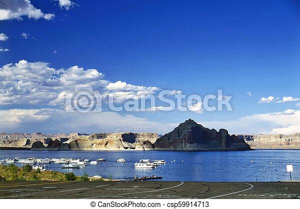 Lake Powell - csp59914713