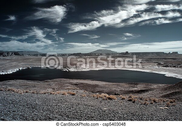 Lake Powell - csp5403048