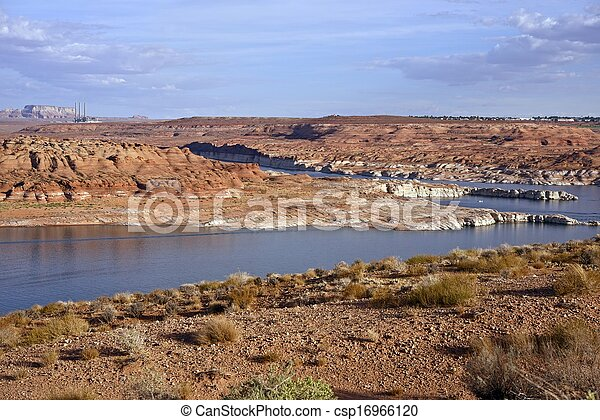 Lake Powell Reservoir - csp16966120