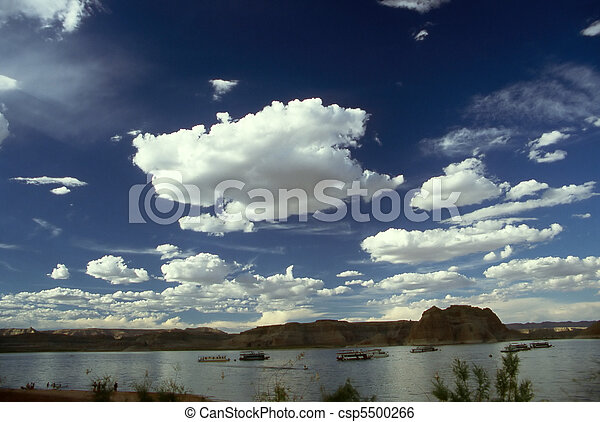 Lake Powell - csp5500266