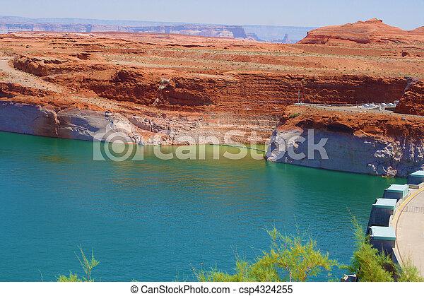 Lake Powell - csp4324255