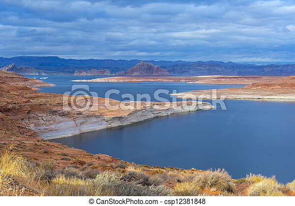 Lake Powell - csp12381848