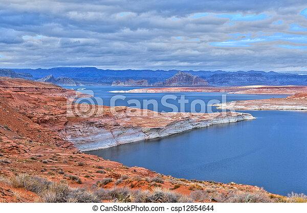 Lake Powell - csp12854644