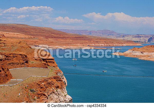 Lake Powell - csp4334334