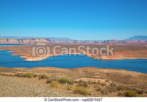 Lake Powell - csp62815427