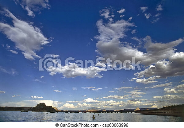 Lake Powell - csp60063996