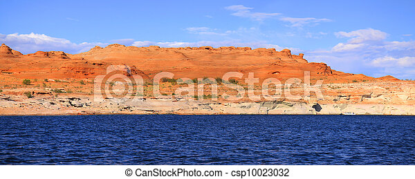Lake Powell - csp10023032