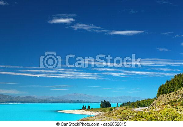 Lake Pukaki, New Zealand - csp6052015