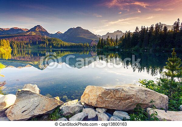lake - csp13800163