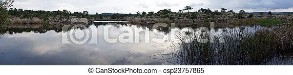 Lake - csp23757865