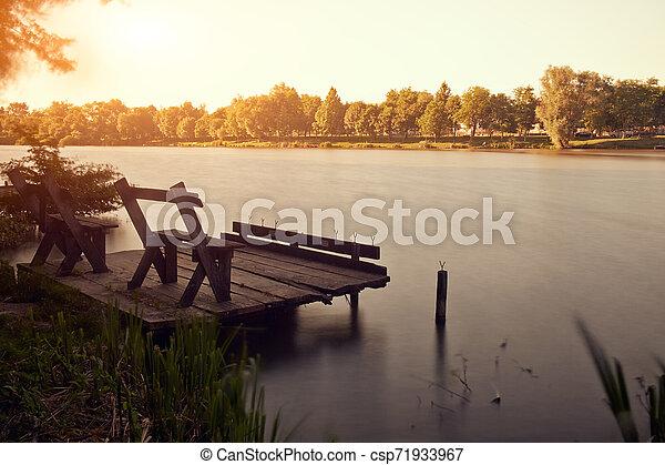 Lake - csp71933967