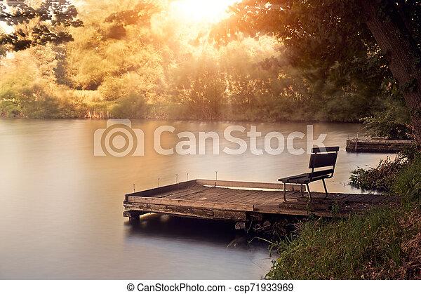 Lake - csp71933969