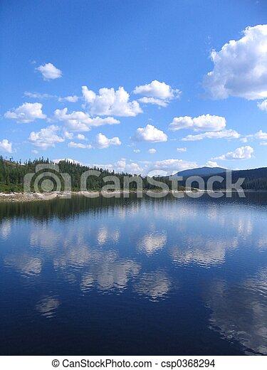 Lake - csp0368294