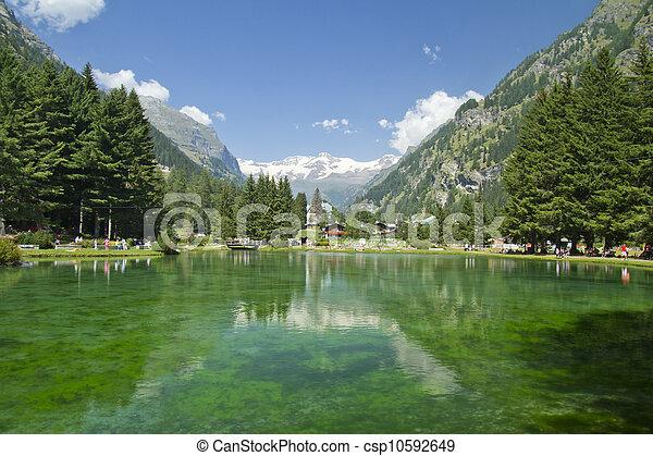 Lake - csp10592649