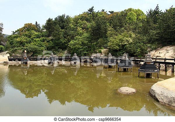 Lake - csp9666354