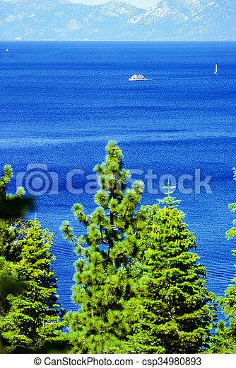 Lake - csp34980893