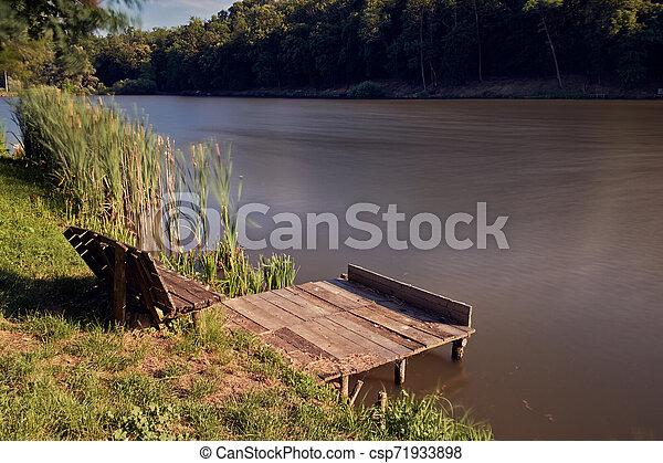 Lake - csp71933898