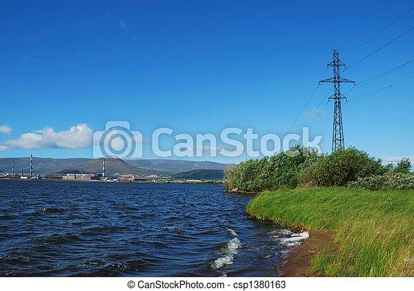 Lake - csp1380163