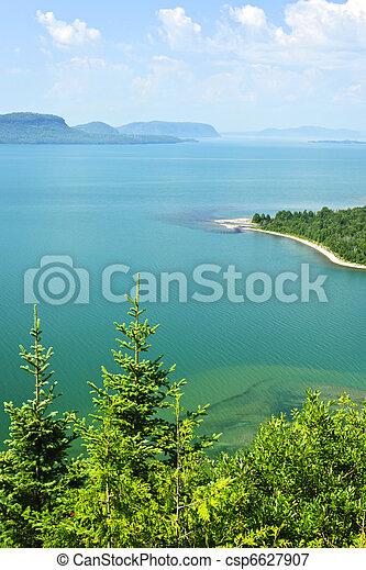 Lake Superior - csp6627907