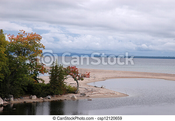 Lake Superior - csp12120659