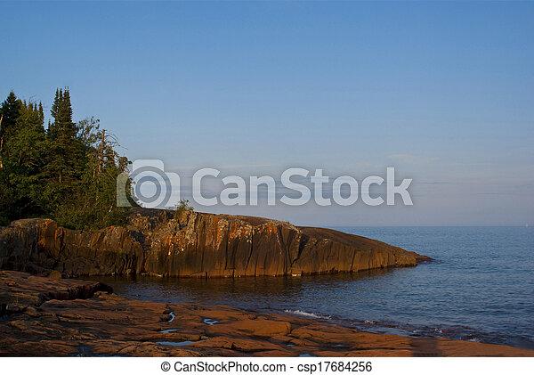 Lake Superior - csp17684256