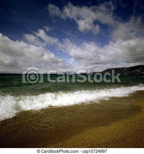 Lake Tahoe, California - csp10724997