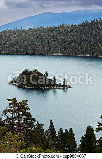 Lake Tahoe - csp9834067