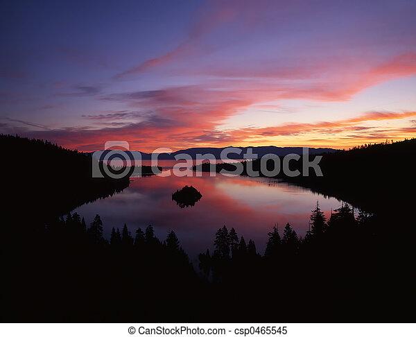 Lake Tahoe - csp0465545