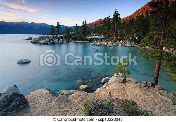 Lake Tahoe - csp10328843