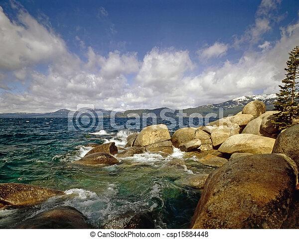 Lake Tahoe - csp15884448
