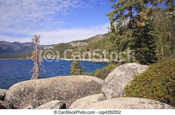 Lake Tahoe - csp4282252