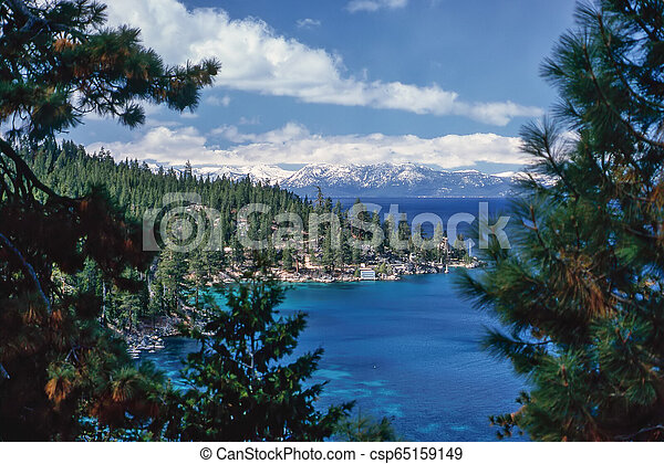Lake Tahoe - csp65159149
