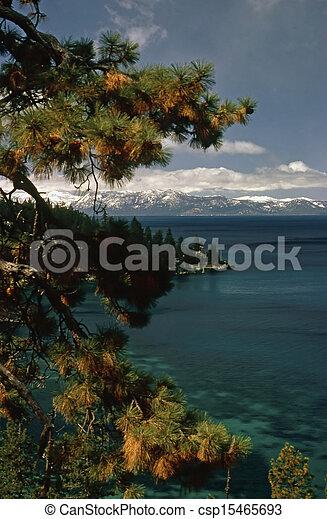 Lake Tahoe - csp15465693