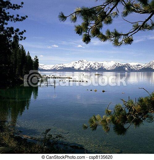 Lake Tahoe - csp8135620