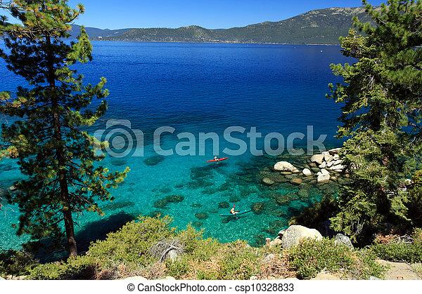 Lake Tahoe - csp10328833