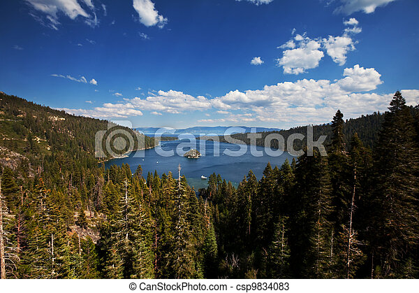 Lake Tahoe - csp9834083
