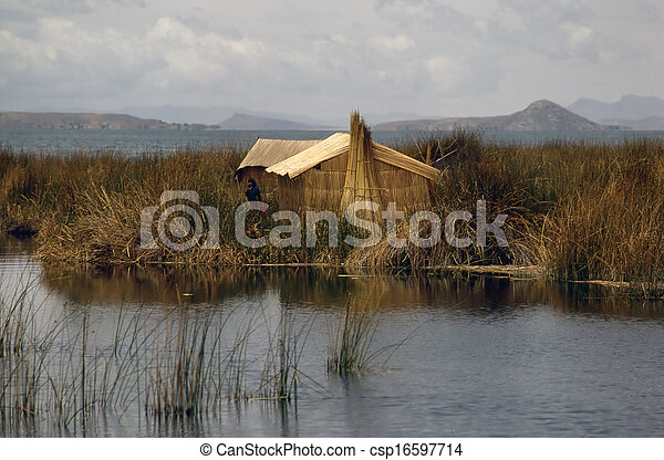 Lake Titicaca - csp16597714
