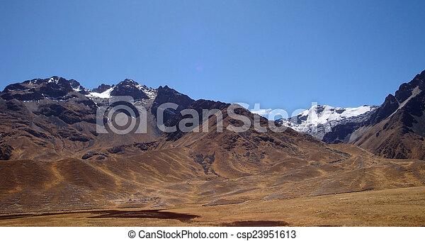Lake Titicaca - csp23951613